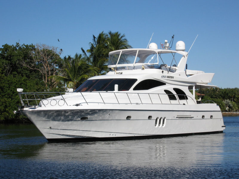 Outstanding Custom Built Yacht Very Spacious Turn Key And Go Huge Price Reduction To Sell