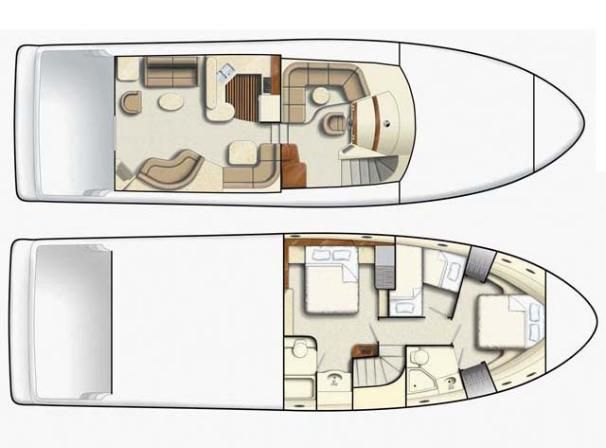 Meridian 580 Layout Drawing