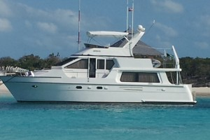 52′ Jefferson Pilothouse MY.  2008       391 HOURS       Cummins QSC Diesels- BEST DEAL IN NORTH AMERICA.