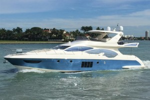 70′ Azimut  –  2010 very low hours   Gyro Stabilized