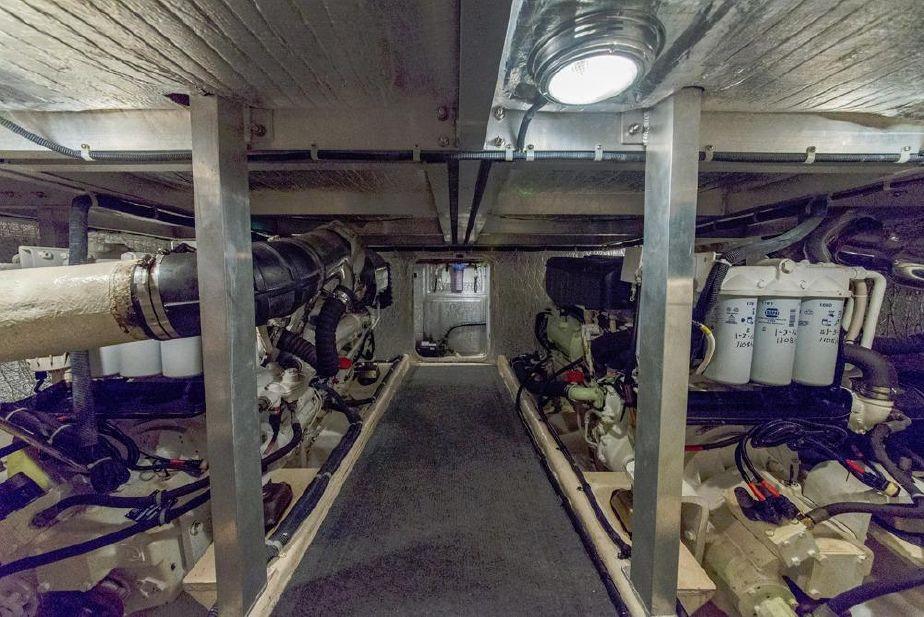 54' Navigator Pilothouse 2007