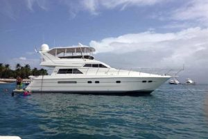 55′ Neptunus w/TNT Lift-  CATS        —–                    $249k —– 'Quality construction for Bayliner kind of money'