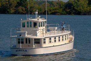 57′  Custom long range Pilothouse Motoryacht.  Interesting Vessel.