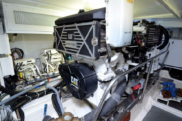 68' Symbol Pilothouse MY 2005 Cat C-18 for sale in Ft