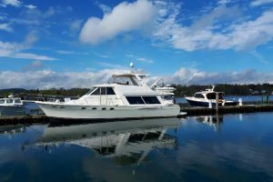 2003 Meridian 490- One owner since new-  SOLD